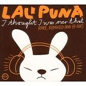 Lali Puna - I Thought I Was Over That (Rare, Remixed & B-Sides) (2 CD Set 2008)