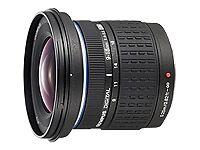 Four Thirds f/5.6 Wide Angle Camera Lenses