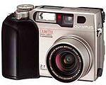 Olympus Lithium Battery Digital Cameras
