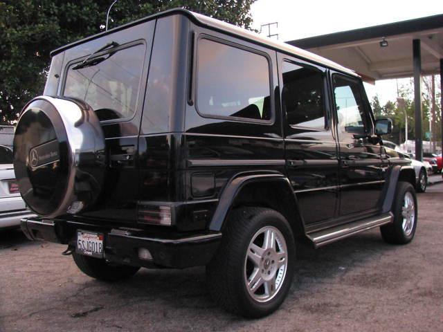 2003 mercedes benz g500 g class suv luxurious 1633 for 2003 mercedes benz g500
