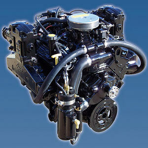 new mercruiser mpi 5 7 replacement engine crusader sd efi vortec powerpack 350 ebay. Black Bedroom Furniture Sets. Home Design Ideas