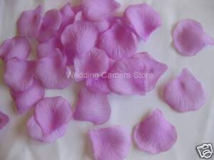 1000-ORCHID-silk-rose-petals-wedding-party-favors-NEW