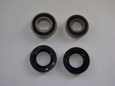 1986 1987 1988 1989 Suzuki Rm80 Rm 80 Rear Wheel Bearings & Seals Kit 72