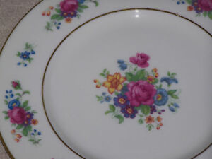 Lenox-Rose-China-Dinnerware-Set-of-4-Salad-plates