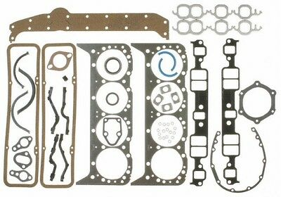 Chevy Marine 350 5.7 5.7l Full Gasket Set 2pc Rev