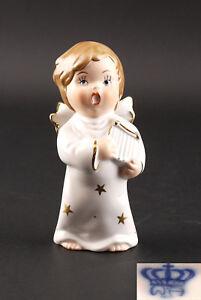 9942155 Porzellan-Figur Wagner & Apel Engel mit mit mit Flöte Weihnachten H13cm | Mama kaufte ein bequemes, Baby ist glücklich  1edd57