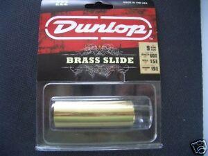 JIM-DUNLOP-222-SOLID-BRASS-MED-GUITAR-SLIDE-BOTTLE-NECK