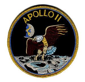 Brand New Nasa Apollo 11 Eleven Patch