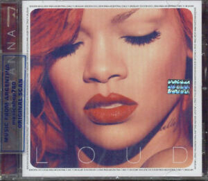 RIHANNA LOUD SEALED CD NEW