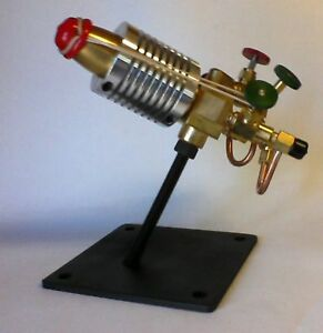 NEW-Carlisle-CC-Torch-Glassblowing-Lampworking-Fixed-Base