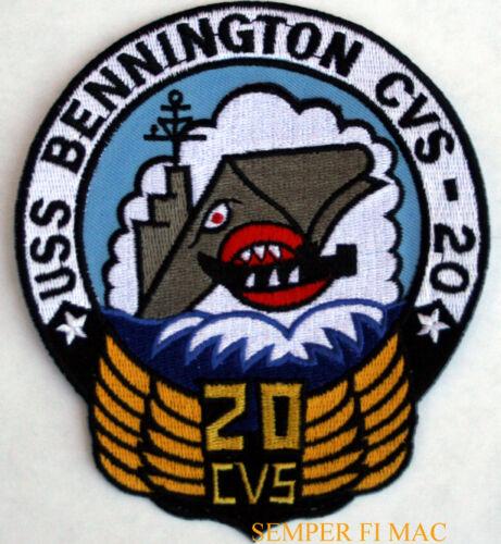 uss bennington cvs