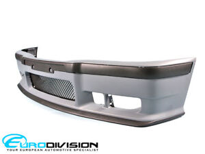 BMW-E36-M3-Style-Front-Bumper-Kit-SEDAN-COUPE-92-98-Plastic-Perfect-Fit