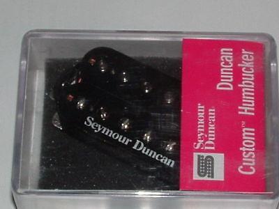Seymour Duncan SH-5 Duncan Custom Humbucker Guitar Pickup BLACK   New Warranty