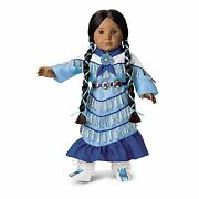American Girl Kaya Jingle Dress
