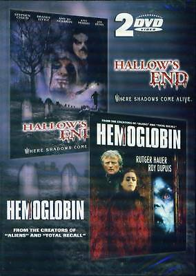 Hemoglobin: Bleeder's & Hallow's End - 2 Film 2 Dvd