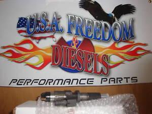 GMC-Chevy-Duramax-Diesel-Set-of-8-Stock-Bosch-502-Injectors-2001-2004-LB7