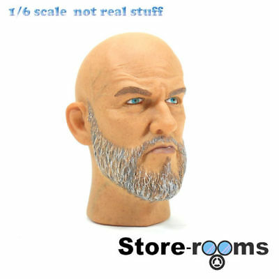 TE07-03 1/6 Scale Head Sculpt on Rummage