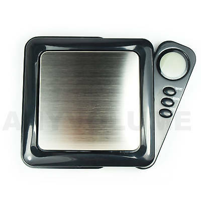 100g x 0.01g Digital Pocket Scale GS-100 Precision Scale w/ Retractable Display