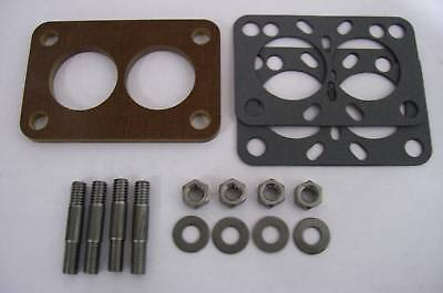 Fits Stromberg Ww Small Rochester 2g Holley 2110 Carb Spacer Phenolic Riser 1/4