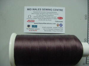 2500-MTRS-OF-BROWN-20s-BONDED-ROTPROOF-TENTING-THREAD