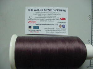2500-MTRS-OF-BROWN-20-039-s-BONDED-ROTPROOF-TENTING-THREAD