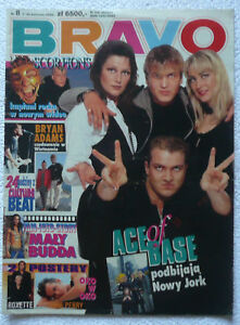 ACE OF BASE / KEANU REEVES - polish mag [1994] - <span itemprop=availableAtOrFrom>Gniezno, Polska</span> - ACE OF BASE / KEANU REEVES - polish mag [1994] - Gniezno, Polska