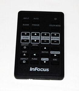 INFOCUS-Remote-Control-IN12-IN15-CASIO-XJ-S-Projector