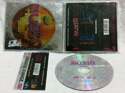 WOW-Musiq-by-Orange-Range-CD-2004-Super-RARE-Japan