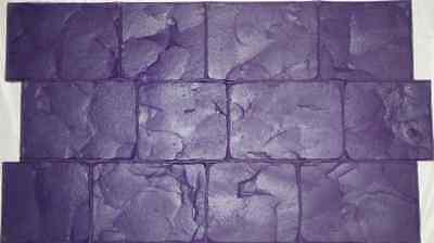 Rigid London Cobble Stone Stamp Mat - Concrete Stamps