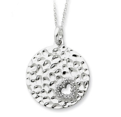 Fashion Jewelry Silver I Wish You Enough Love Pendant