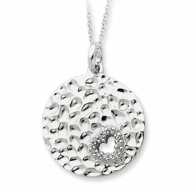 Fashion Jewelry Silver I Wish You Enough Love Pendant