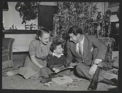 1945 Orig 1St Gen Press Photo   Joe D  W Family