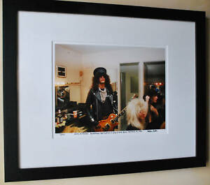 Guns-N-Roses-Slash-Rare-backstage-at-the-Roxy-fine-art-photo-1986-signed-9-100