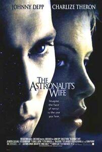 ASTRONAUT'S WIFE - 1999 - Orig 27x40 movie poster - JOHNNY ...