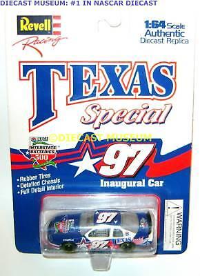 Texas 500 Special Inaugural Car Revell Racing 1997 Rare