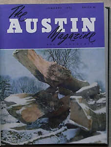 AUSTIN-Owners-12-Car-MAGAZINES-Bound-Volume-1953