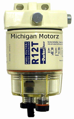 RAYCOR Fuel Filter/Water Separator - 120AT - IN STOCK!