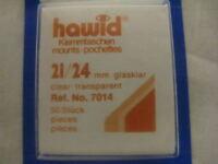 Hawid 21/24mm Montajes De Sello 50 Piezas Claro - Definitivo - Artículos -  - ebay.es