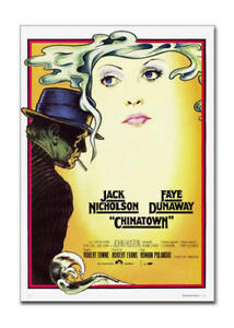 CHINATOWN Large Movie Poster JACK NICHOLSON