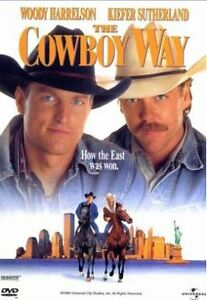 The Cowboy Way Sealed DVD Kiefer Sutherland Free Local Shipping