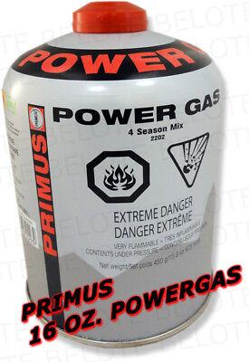 Primus PowerGas 16 oz Butane Fuel Canister P-220293 NEW