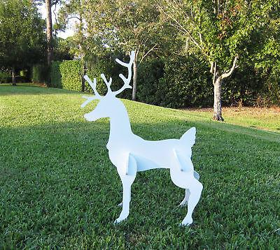 Christmas Outdoor Reindeer - Yard Art Christmas Deer