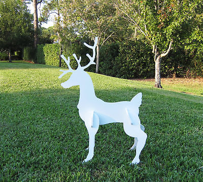 Christmas Outdoor Reindeer - Yard Art Christmas Deer