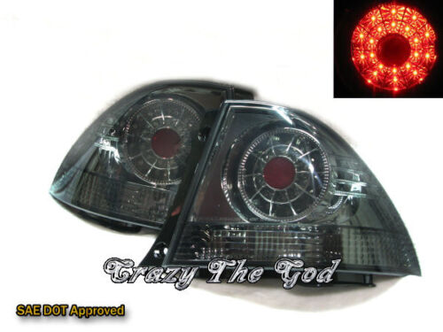 IS200 IS300 99-05 LED REAR LIGHT ALL SMOKE for LEXUS