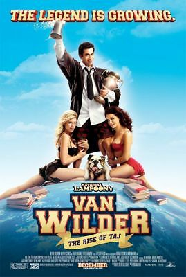 Van Wilder 2 Rise Of Taj - Original Ds Movie Poster
