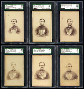 1866-E-S-Sterry-Co-First-Known-Baseball-Cards-Unions-of-Lansingburgh-SGC