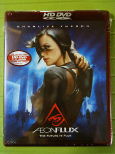 AEON FLUX brand new sealed HD DVD rare - <span itemprop='availableAtOrFrom'>Beckenham, United Kingdom</span> - AEON FLUX brand new sealed HD DVD rare - Beckenham, United Kingdom