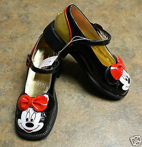 new disney store minnie mouse costume black shoes 13