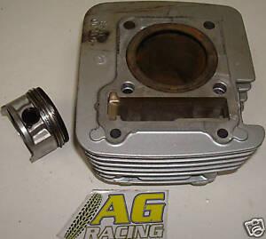Yamaha-YBR-125-YBR125-Cylinder-Piston-amp-Rings-Pin-Clips
