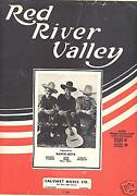Red River Valley Sheet Music